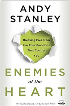 Enemies of the Heart book cover
